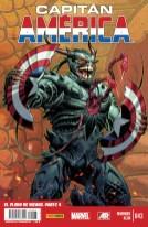 Capitán América v8, 43 (Panini)