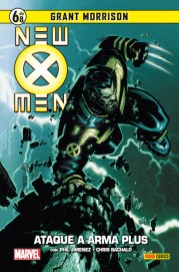 Coleccionable New X-Men 6 (Panini)
