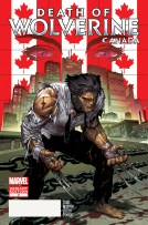 Death of Wolverine 2 Canada Variant