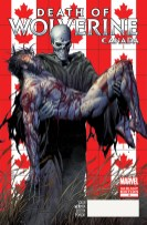 Death of Wolverine 4 Canada Variant