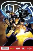Los Nuevos Vengadores v2, 41 (Panini)