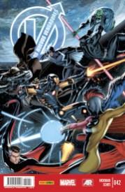 Los Nuevos Vengadores v2, 42 (Panini)