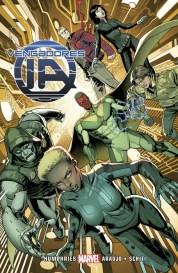Los Vengadores: Inteligencia Artificial (Panini)