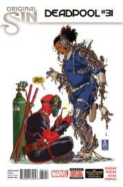 Deadpool Vol.3 #31Masacre v2, 19 (Panini)