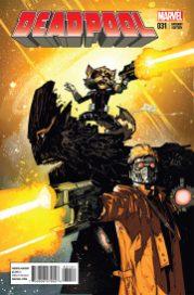 Portada alternativa Deadpool #31