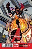 Secret Avengers #6 Cover