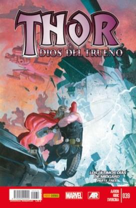 Thor: Dios del Trueno 39 (Panini)