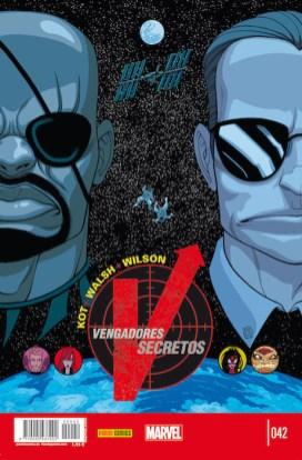 Vengadores Secretos 42 (Panini)