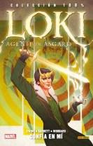 100% Marvel. Loki: Agente de Asgard 1 (Panini)
