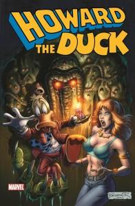 Howard The Duck Omnibus Hardcover