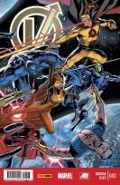 Los Nuevos Vengadores v2, 43 (Panini)