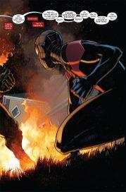 Miles Morales Ultimate Spider-Man 4 - Previo 2