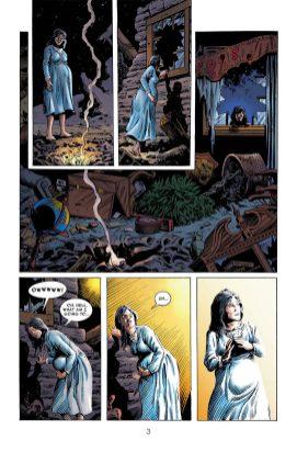 Miracleman 9 - Previo 3