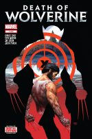Portada Death of Wolverine #1