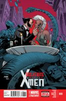 Portada Wolverine and the X-Men #8
