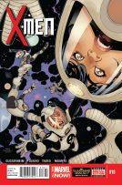 Portada X-Men #18