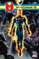 Portada alternativa Miracleman #10