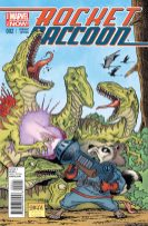 Rocket Raccoon #2 Portada alternativa
