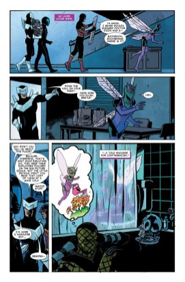 SUPERIOR FOES OF SPIDER-MAN #14 Previo 3