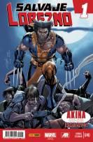 Salvaje Lobezno 40 Edición Exclusiva Akira Comics (Panini)
