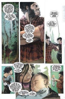 Wolverine Annual #1 4