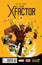 ALL-NEW X-FACTOR 13 1