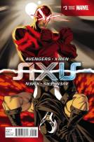 Avengers & X-Men: AXIS #2 Inversion Variant