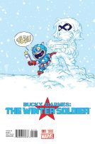 Bucky Barnes The Winter Soldier 1 2