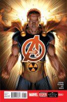 Portada Avengers #34.1
