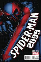 Portada alternativa Spider-Man 2099 #3