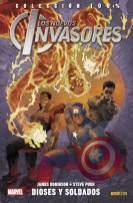 100% Marvel. Los Nuevos Invasores 1 (Panini)