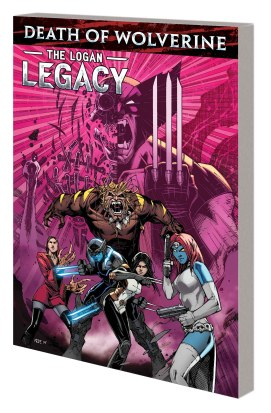 DEATH OF WOLVERINE: THE LOGAN LEGACY TPB