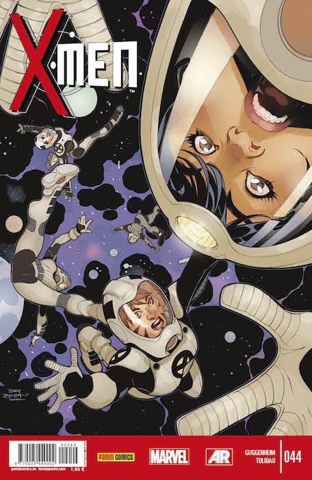 X-Men v4, 44 (Panini)