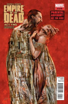 George Romero-s Empire of the Dead Act Two #4 1