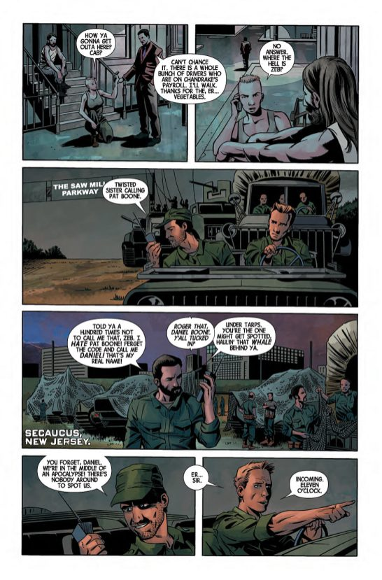 George Romero-s Empire of the Dead Act Two #4 5