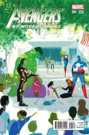 Avengers No More Bullying 1 2