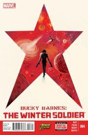 Bucky Barnes The Winter Soldier 4 1