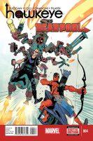 Hawkeye Vs. Deadpool 4 1