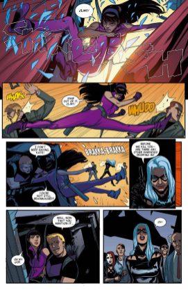 Hawkeye Vs. Deadpool 4 3