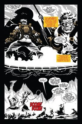 Iron Fist The Living Weapon 8 4