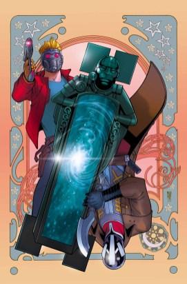 LEGENDARY STAR-LORD #11