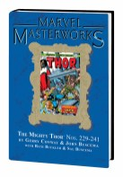 MARVEL MASTERWORKS THE MIGHTY THOR VOL. 14 HC — VARIANT EDITION VOL. 221