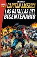 Marvel Gold. Capitán América: Las Batallas del Bicentenario (Panini)