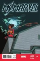 Ms. Marvel #11 1