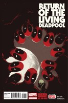 Return Of The Living Deadpool #1 1
