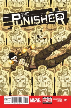 The Punisher #15 1