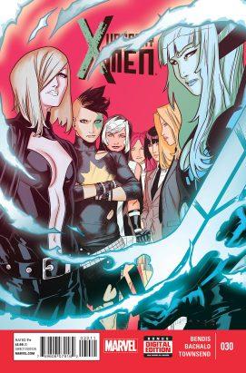 Uncanny X-Men #30 1