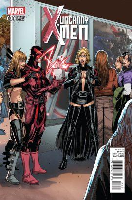Uncanny X-Men #30 2