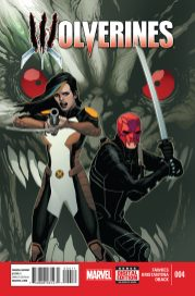 Wolverines #4 1