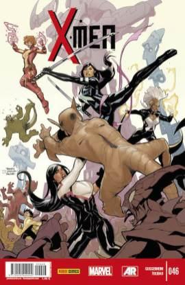 X-Men v4, 46 (Panini)